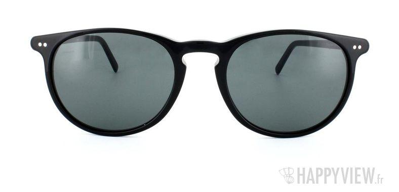 Lunettes de soleil Polo Ralph Lauren Polo Ralph Lauren 4044 noir - vue de face