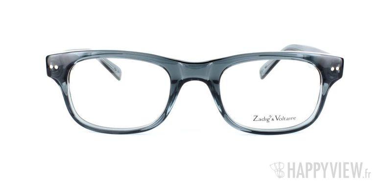 Lunettes de vue Zadig&Voltaire Zadig&Voltaire 2010 gris - vue de face