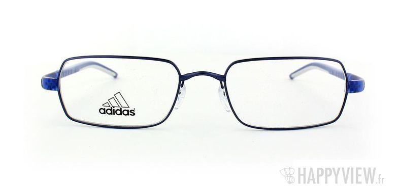 Lunettes de vue Adidas Adidas A689 Small bleu - vue de face