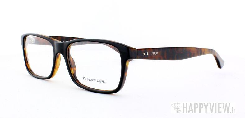 Lunettes de vue Polo Ralph Lauren PH 2094 noir/écaille - vue de 3/4