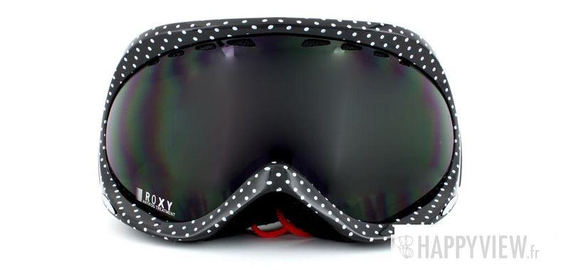 Lunettes de soleil Roxy Roxy The Mist noir/blanc - vue de face