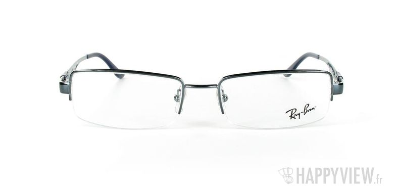 Lunettes de vue Ray-Ban Ray-Ban RX6156 bleu - vue de face