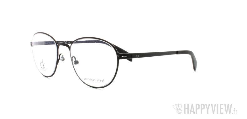 Lunettes de vue Calvin Klein Calvin Klein 5400 noir - vue de 3/4