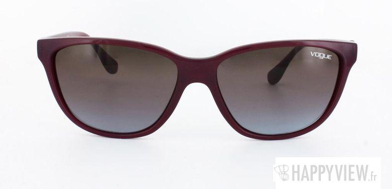 Lunettes de soleil Vogue Vogue 2729S bleu - vue de face