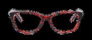 Lunettes de vue Happyview VICTOIRE rouge - danio.store.product.image_view_face miniature