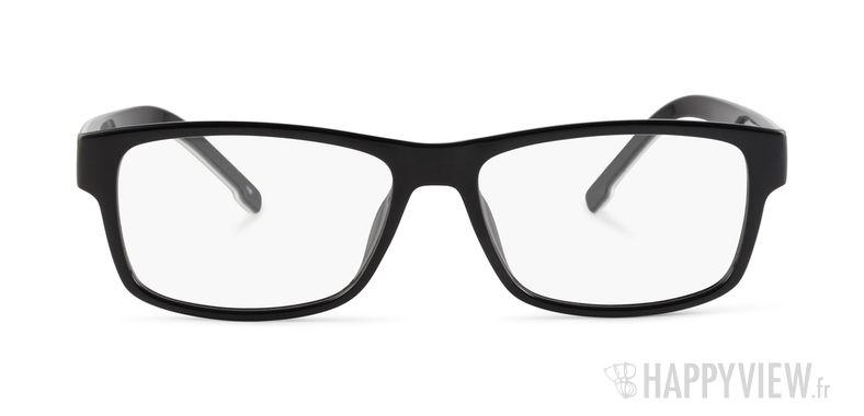 Lunettes de vue Lacoste L 2707 noir - vue de face