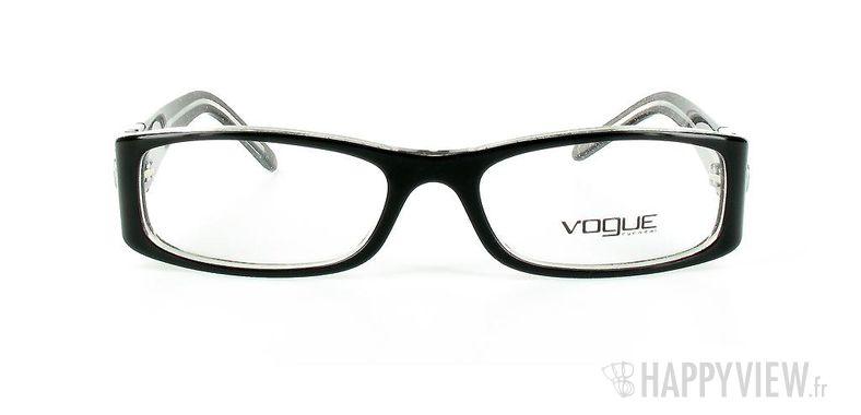 Lunettes de vue Vogue Vogue 2634B noir - vue de face