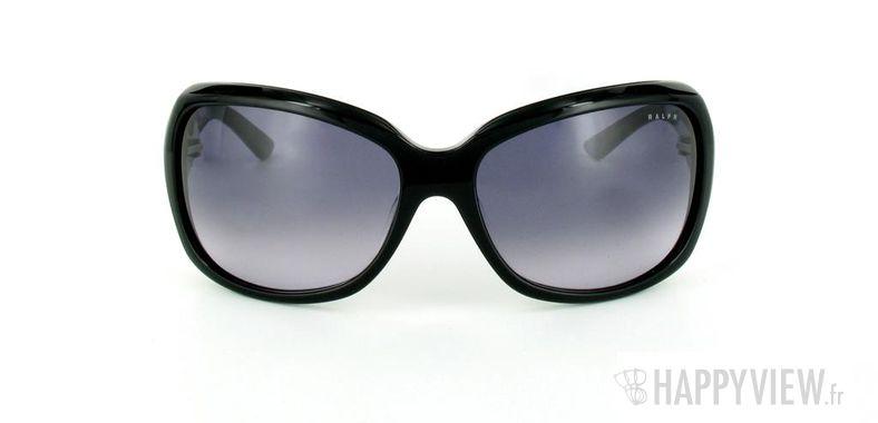 Lunettes de soleil Ralph Lauren Ralph Lauren 5005 noir - vue de face