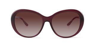 Lunettes de soleil Versace VE 4324B rouge