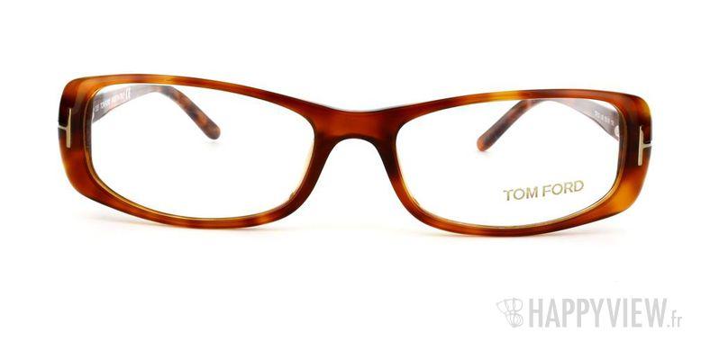 Lunettes de vue Tom Ford Tom Ford 5121 écaille - vue de face