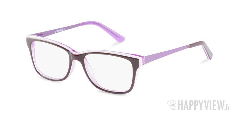 Lunettes de vue Happyview Narbonne violet - vue de 3/4