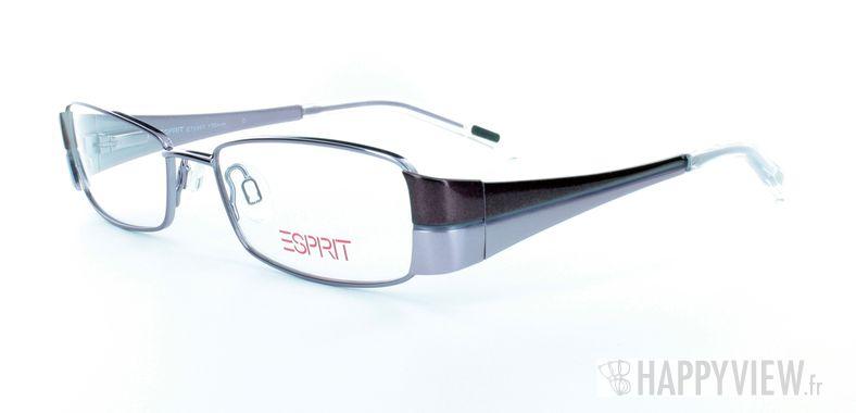 Lunettes de vue Esprit Esprit 9383 bleu/rose - vue de 3/4