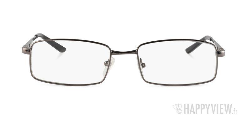 Lunettes de vue Happyview Roubaix gris - vue de face