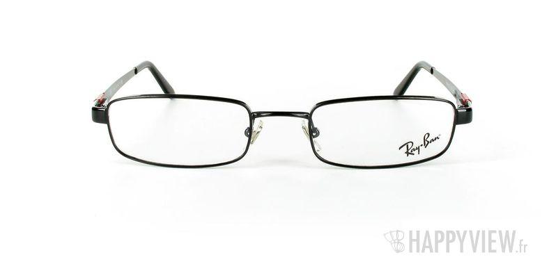 Lunettes de vue Ray-Ban Ray-Ban RX6076 noir - vue de face