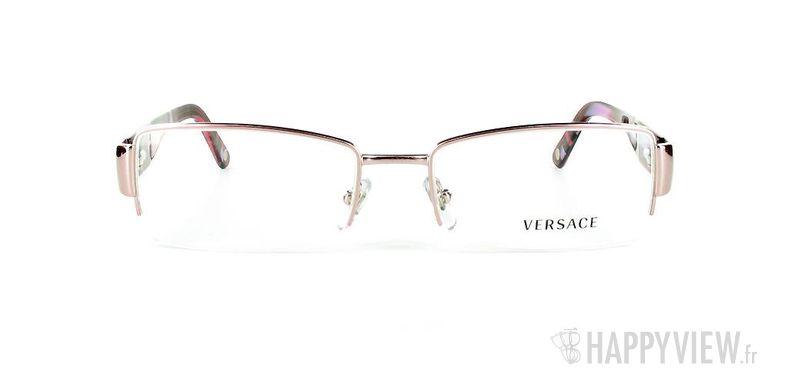 Lunettes de vue Versace VERSACE 1172 rose - vue de face
