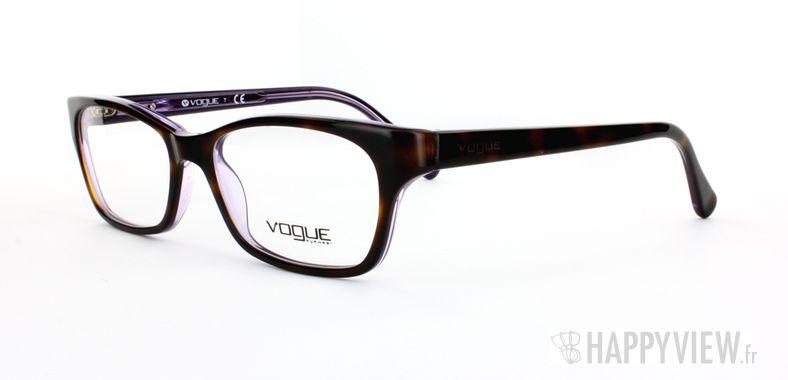 Lunettes de vue Vogue Vogue 2597 écaille/bleu - vue de 3/4