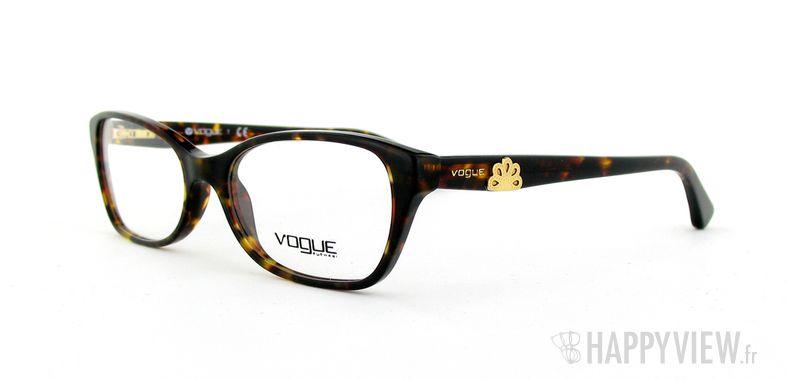 Lunettes de vue Vogue Vogue 2737 écaille - vue de 3/4