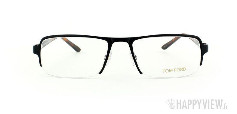 Lunettes de vue Tom Ford Tom Ford 5110 Small noir - vue de face