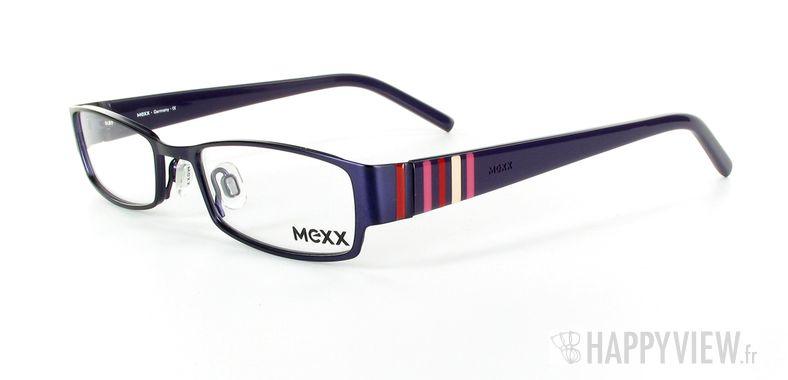 Lunettes de vue Mexx Mexx 5050 bleu - vue de 3/4