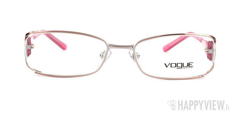 Lunettes de vue Vogue Vogue 3726B rose - vue de face