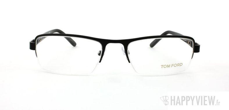 Lunettes de vue Tom Ford Tom Ford 5057 noir/écaille - vue de face