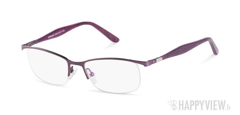 Lunettes de vue Happyview Kipling violet - vue de 3/4