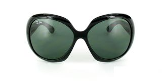 Lunettes de soleil Ray-Ban Ray-Ban Jackie OHH II RB4098 noir
