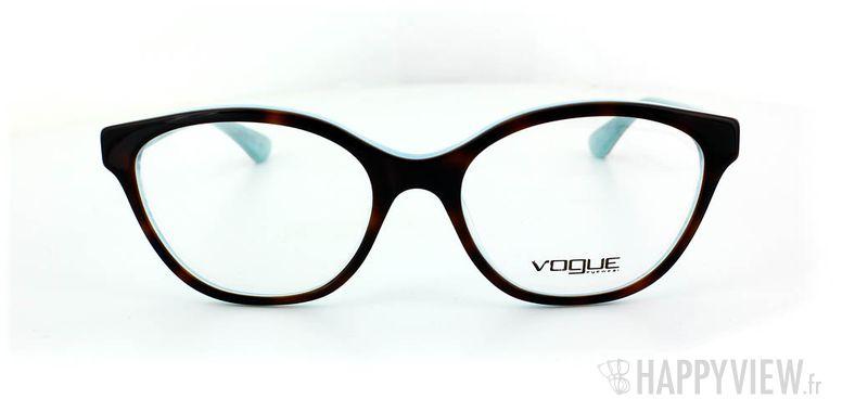 Lunettes de vue Vogue Vogue 2764 écaille/bleu - vue de face