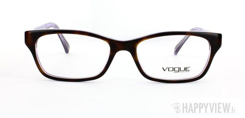 Lunettes de vue Vogue Vogue 2597 écaille/bleu - vue de face