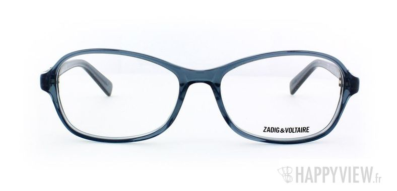 Lunettes de vue Zadig&Voltaire Zadig&Voltaire 2018 bleu - vue de face