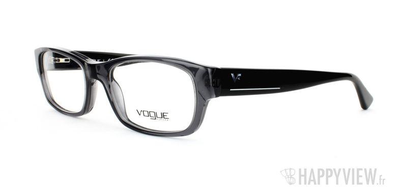 Lunettes de vue Vogue Vogue 2710 gris - vue de 3/4