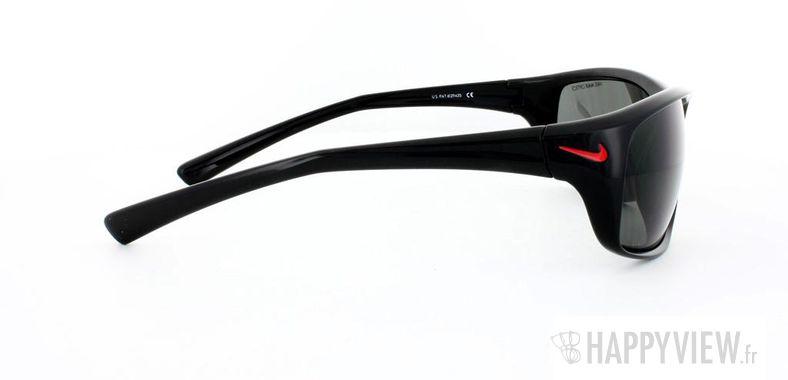 Lunettes de soleil Nike Nike Adrénaline noir - vue de côté