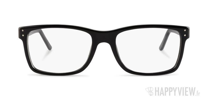 Lunettes de vue Polo Ralph Lauren PH 2057 noir - vue de face