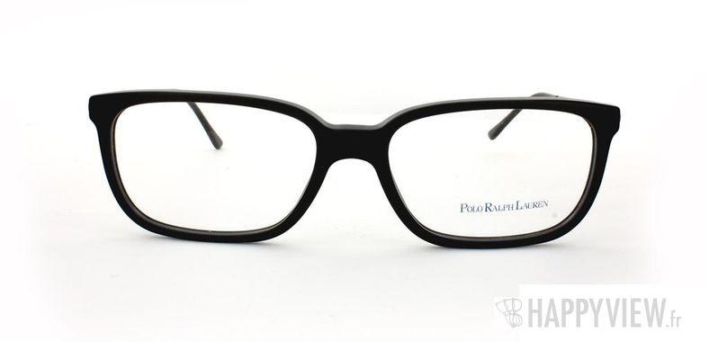Lunettes de vue Polo Ralph Lauren Polo Ralph Lauren 2087 noir/argenté - vue de face