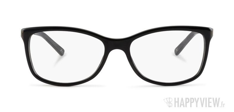 Lunettes de vue Dolce & Gabbana DG 3107 noir - vue de face