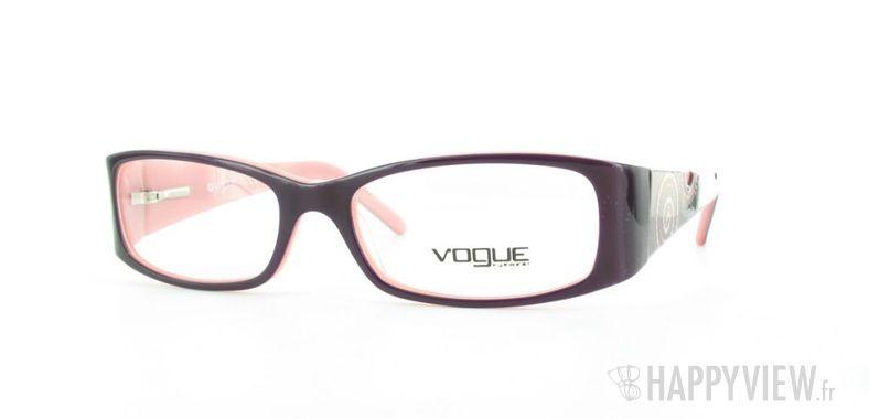 Lunettes de vue Vogue Vogue 2593 rose/bleu - vue de 3/4