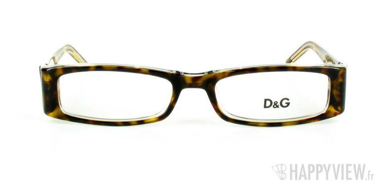Lunettes de vue Dolce & Gabbana D&G 1127 écaille - vue de face