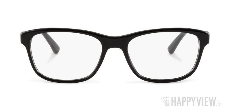 Lunettes de vue Vogue VO 2908 noir - vue de face