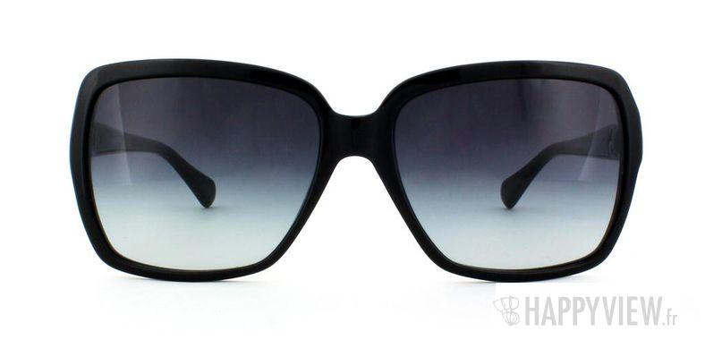 Lunettes de soleil Dolce & Gabbana Dolce & Gabbana 4164P noir - vue de face