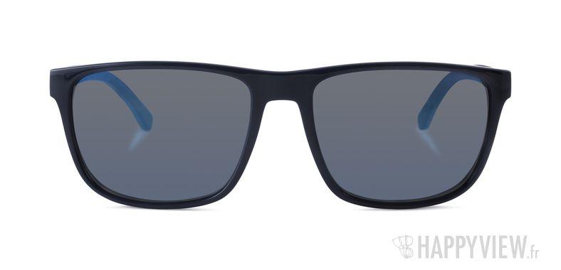Lunettes de soleil Emporio Armani EA 4087 bleu - vue de face