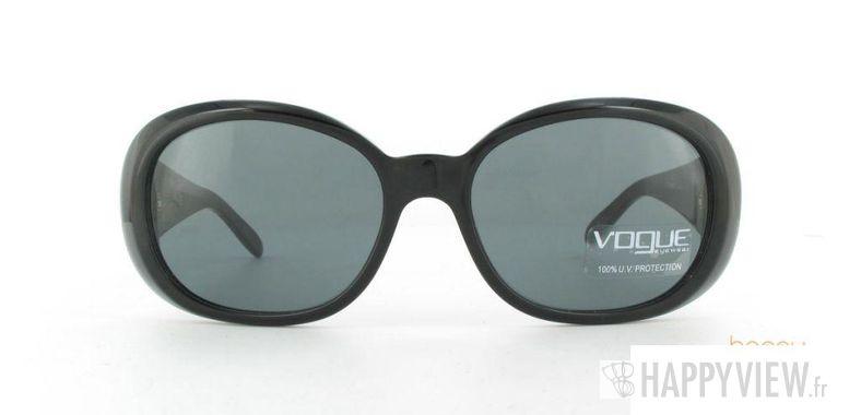 Lunettes de soleil Vogue Vogue 2562S noir - vue de face
