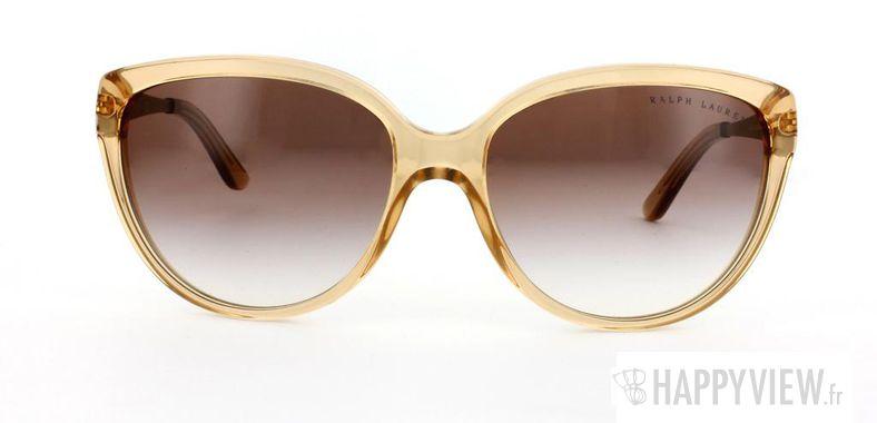 Lunettes de soleil Ralph Lauren Ralph Lauren 8079 rose - vue de face