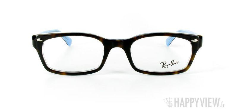 Lunettes de vue Ray-Ban Ray-Ban RX5150 écaille/bleu - vue de face