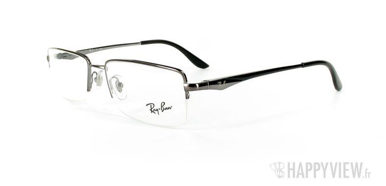 Lunettes de vue Ray-Ban Ray-Ban RX6154 gris - vue de 3/4