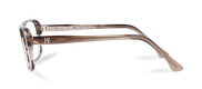 Lunettes de vue Happyview MARCEL marron - danio.store.product.image_view_side miniature