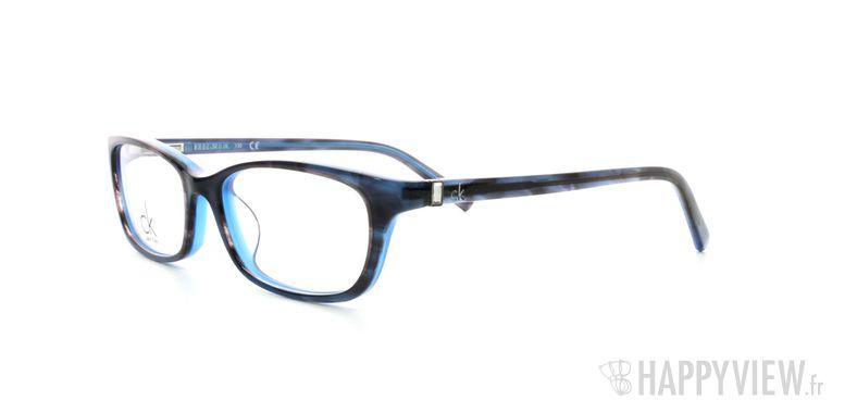 Lunettes de vue Calvin Klein CK 5775 bleu - vue de 3/4