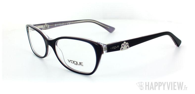 Lunettes de vue Vogue Vogue 2737 bleu - vue de 3/4