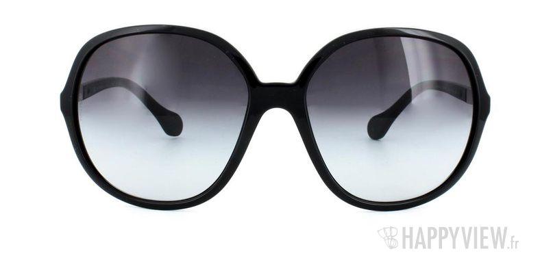 Lunettes de soleil Dolce & Gabbana Dolce&Gabbana 8089 noir - vue de face