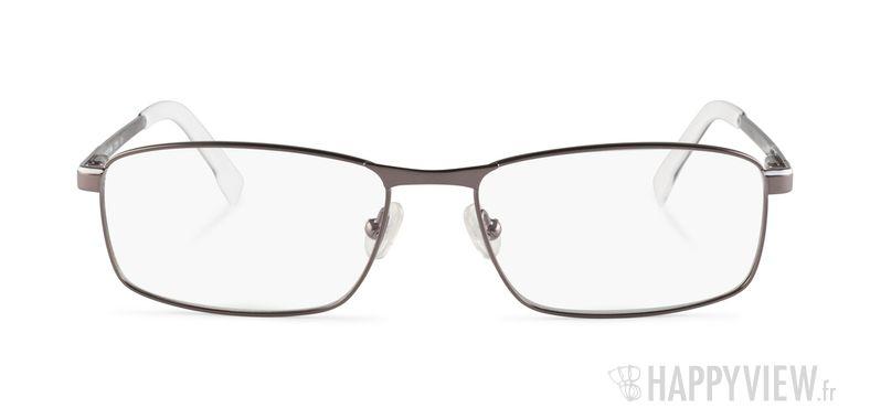 Lunettes de vue Lacoste L 2156 gris - vue de face