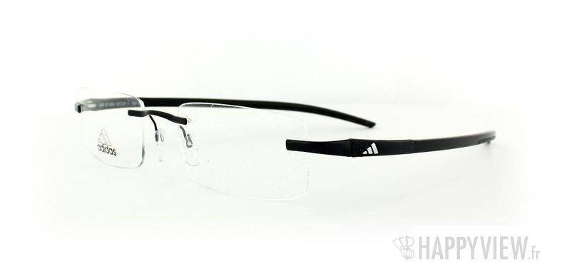 Lunettes de vue Adidas Adidas A635 noir - vue de 3/4